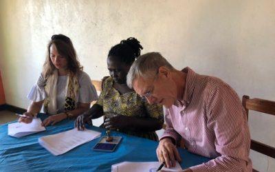 Overeenkomst (MoU) met UMWANAvzw en CPS